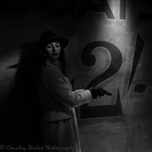 film noir hollywood glamour